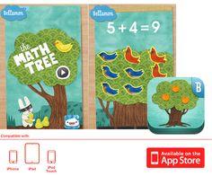 The Math Tree - iPad/iPhone