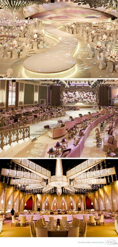 Out of this world work by DesignLab Events.