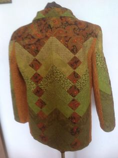 French Braid Jacket done (at last) - Pre-Design Pattern Software - APQS Forums