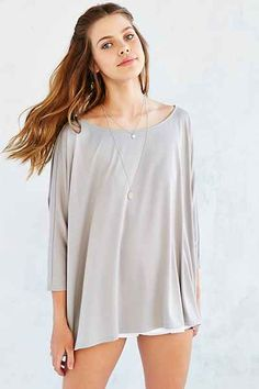 Silence + Noise Sophia Dolman Top - Urban Outfitters
