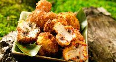 Champignons de Paris panésVoir la recette des Champignons de Paris panés…
