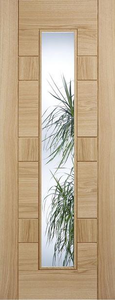 Leeds Doors Edmonton Prefinished Glazed Oak Door - internal doors - oak - Edmonton Prefinished Glazed Oak Door - Timber Tool and Hardware Merchants ... & Richelieu 4 Panel 2 Glazed Door 78x30 Oak - internal doors - oak ...