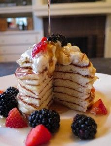 Basic protein pancakes