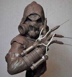 Scarecrow, Batman: Arkham Asylum