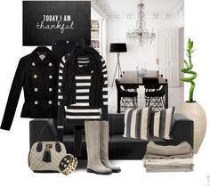 """""""DAY LOOK"""" by marili71 ❤ liked on Polyvore"""
