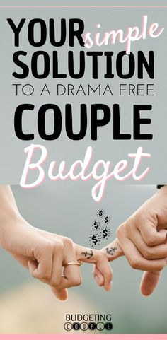 Couple Budgeting: A Practical Guide To A Drama-Free Budget Learn how to make a budget as a couple with this complete guide to budgeting as a couple. Use these practical budgeting tips to start saving money every month, easily share money Budgeting Finances, Budgeting Tips, Ways To Save Money, Money Saving Tips, Money Tips, Faire Son Budget, Planning Budget, Financial Planning, Financial Budget