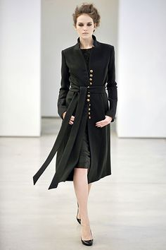 L'Wren Scott | Fall 2008 Ready-to-Wear Collection | Style.com