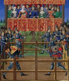 VIDEO. Voici comment on se battait (vraiment) au Moyen-âge - 9 octobre 2014 - Sciencesetavenir.fr