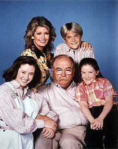 Our House ... Starring Wilford Brimley, Deidre Hall, Shannen Doherty, Chad Allen and Keri Houlihan