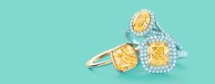 When a man wants me to marry with him, he must go to Tiffany