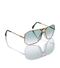 CAZAL MENS 905 SUNGLASSES Gold