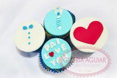 Cupcake Dia dos Pais