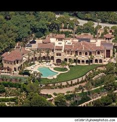 Celebrity Houses On Pinterest Celebrities Homes Mansions And Homes