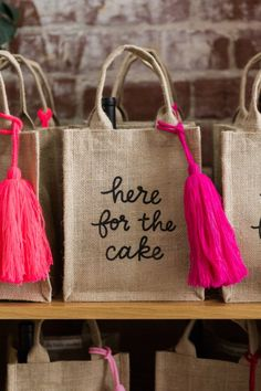 Our Royal Wedding Viewing Party! – Studio DIY Our Royal Wedding Viewing Party! Creative Gift Wrapping, Creative Gifts, Kitty Spencer Royal Wedding, Royal Wedding Themes, Royal Weddings, Jute Bags, Party Favor Bags, Burlap Favor Bags, Handmade Bags