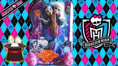 Review Hydra de Monster High con huevos kinder de Barbie | Juguetes de Monster High en español