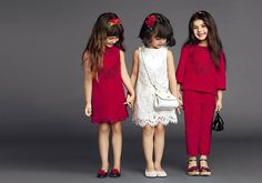 dolce and gabbana summer 2015 child collection 08