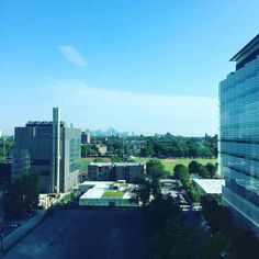 A (operating) Room with a view. @uchicago @uchicagoprs