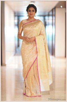 40 High Quality Images of South Indian Actress Keerthy Suresh Indian Actress Photos, South Indian Actress, Indian Actresses, Kanjipuram Saree, Saree Poses, Sari, Banarasi Sarees, Silk Sarees, Saree Accessories