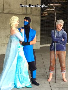 Bad Luck Jack Frost