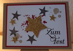 Weihnachten, Karte, Stampin Up