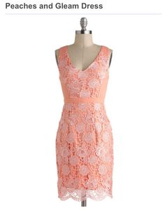 Perfect spring Dress! From Modcloth.com
