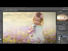 Winter/Snow Editing using Photoshop cc (Tutorial) - YouTube