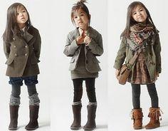 zara kids 2011 - stylish little cutie