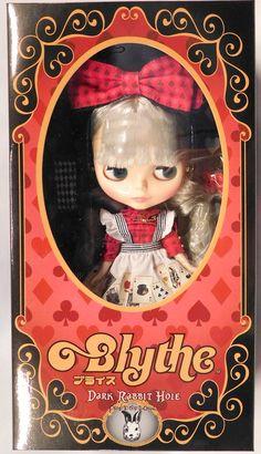 Dark Rabbit Hole Blythe