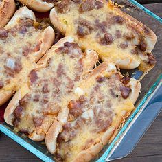 oven chili dogs... We have made these a few times now, love them!!! We just eliminated the relish and the mayo/miracle whip on the buns and just used ketchup & mustard. Also sauteed the onions before putting them on top, and the kids loved it! :)