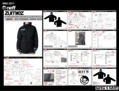 Action Sports d'extérieur et de vêtements pour hommes par Andrea Forist à Coroflot.com