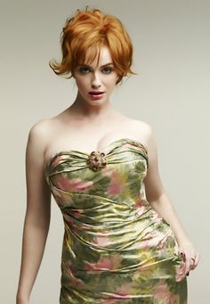Christina Hendricks, and NO she is not too big for Hollywood!