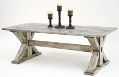 Choose Your Own Adventure: 10 Pieces of Unfinished Wood Furniture