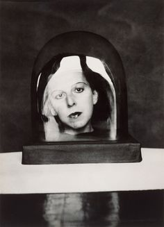 """hauntedbystorytelling: """" Claude Cahun :: Self portrait, ca. 1925 more [+] by C. Cahun """" related post by Lee Miller >>> here"""