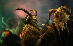 Who Is Krampus? Explaining the Horrific Christmas Devil