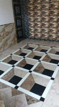 Mosaik Venezianisches Venedig – saadet – Join the world of pin Wood Floor Pattern, Wood Floor Design, Floor Patterns, Tile Patterns, Tile Design, Marble Floor, Tile Floor, Home Interior Design, Interior Decorating