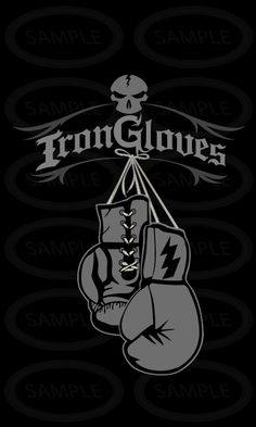 Boxing gloves by IronGloves Boxing Gym
