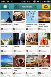 Voicepic – Your Pictures Speak a Thousand Words (well 30 anyway) News Web Design, Ux Design, Card Ui, Shower Speaker, Ui Patterns, Mobile Ui Design, Ui Design Inspiration, Picture Cards, Cool Gadgets