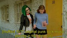 one of my favorite films - Ghost World Ghost World Movie, How To Make Omelette, Ill Be Okay, Teen Witch, Grunge Quotes, Mark Ryden, Lonely Heart, Moving Pictures, Movie Quotes
