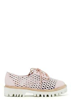 Jeffrey Campbell Still Blushing Oxford
