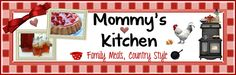 Mommy's Kitchen - lots of ideas for country style (southern) cooking - good collection of all kinds of recipes.