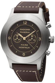 Panerai [NEW][LIMITED 150 PC] Mare Nostrum Titanium PAM 603 at HK$288,000.