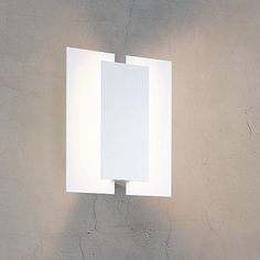 Batten LED Wall Sconce by SONNEMAN Lighting at Lumens.com - Corridor or Lobby?  11 x 9 soft indirect LED light