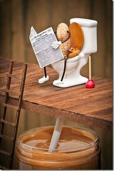 How Peanut Butter is Made!