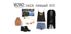 W2W2: Walk Around NYC