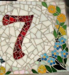 House number plaque, detail | Flickr - Photo Sharing!