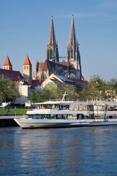 The river Donau
