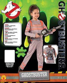 Rubie's Ghostbusters Movie Child Value Costume, Small Kevin Ghostbusters, Ghostbusters Characters, Summer Activities For Kids, Summer Kids, Die Geisterjäger, 35th Anniversary, Halloween Ghosts, Unisex, Children
