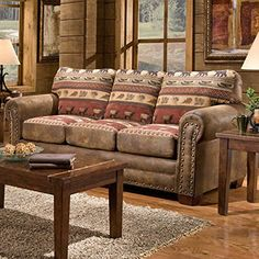 Sedona 4 piece Sofa Furniture Set