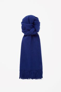 COS | Wool and cashmere scarf