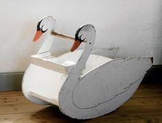 Swan rocker